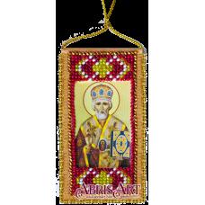 АВО-005 Молитва путешествующих. Набор для вышивки бисером Абрис Арт