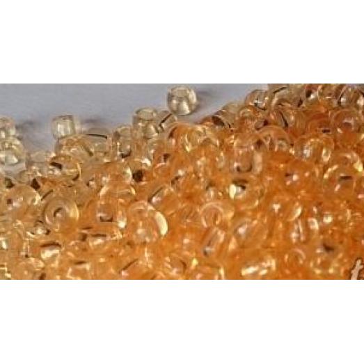 01283 Оранжевый прозрачный Бисер Preciosa