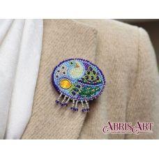 AD-002 Набор для вышивки бисером украшения