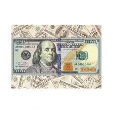 А4-К-256 100 долларов США. Схема для вышивки бисером ТМ Acorns
