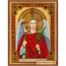АВ-302 Святой Ангел Хранитель. Набор для вышивки бисером. Абрис Арт