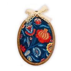 ВК-1019 Цветочный сад. Набор для вышивки нитками ТМ ВДВ