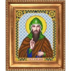 И-5120 Святой Преподобный Антоний. Схема для вышивки бисером Благовест