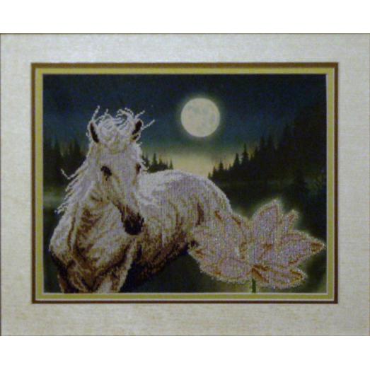 10709 Лунная соната. Набор для вышивки бисером Краса и творчество