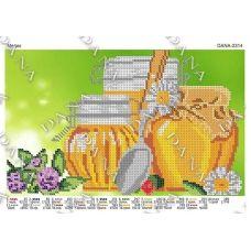 ДАНА-2314 Медок. Схема для вышивки бисером