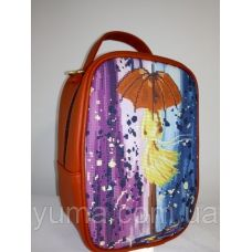 М1С5 (цвет) Сумка-рюкзак для вышивки бисером ТМ ЮМА