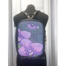 М1С10 (цвет) Сумка-рюкзак для вышивки бисером. ТМ ЮМА