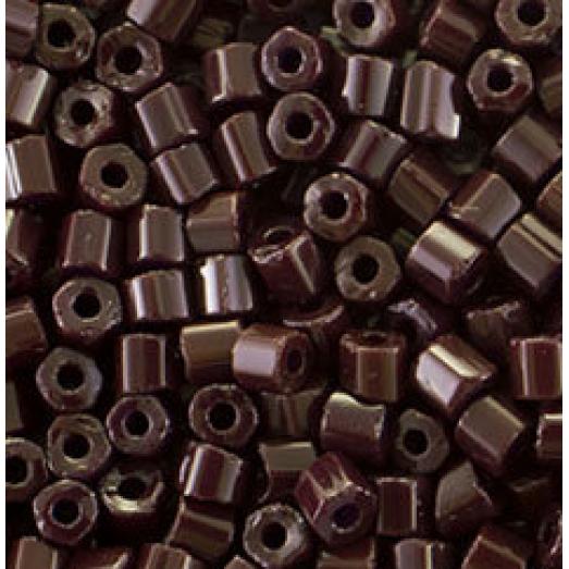 13780 Рубка Preciosa коричневая непрозрачная