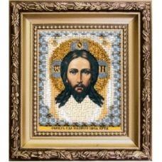 Б-1170 Образ Господа Нашего Иисуса Христа. Набор для вышивки бисером Чаривна Мить
