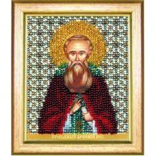 Б-1179 Икона преподобного Арсения Великого. Набор для вышивки бисером Чаривна Мить