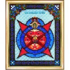 Б-1095 Икона Всевидящее око Божие. Набор для вышивки бисером Чаривна Мить