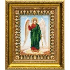 Б-1017 Икона Ангела Хранителя. Набор для вышивки бисером Чаривна Мить