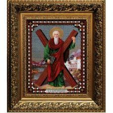Б-1020 Икона Андрея Первозванного. Набор для вышивки бисером Чаривна Мить