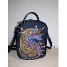 М1С24 (цвет) Сумка-рюкзак для вышивки бисером. ТМ ЮМА