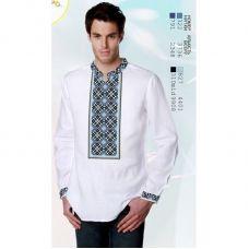 ВА-1503 Заготовка сорочки мужская БисерАрт