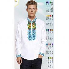 ВА-1505 Заготовка сорочки мужская БисерАрт
