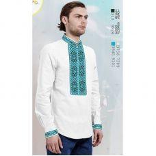 ВА-1507 Заготовка сорочки мужская БисерАрт