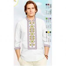 ВА-15104 Заготовка сорочки мужская БисерАрт