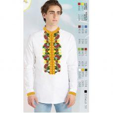 ВА-15105 Заготовка сорочки мужская БисерАрт