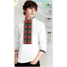 ВА-15110 Заготовка сорочки мужская БисерАрт