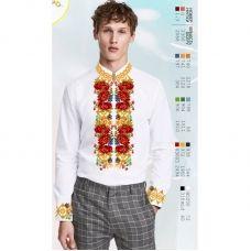 ВА-1512 Заготовка сорочки мужская БисерАрт