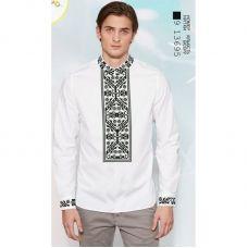 ВА-1514 Заготовка сорочки мужская БисерАрт