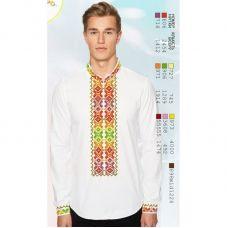 ВА-1515 Заготовка сорочки мужская БисерАрт