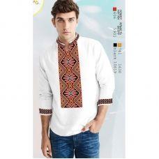 ВА-1516 Заготовка сорочки мужская БисерАрт