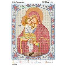 ЮМА-4108 Б.М. Почаевская. Схема для вышивки бисером