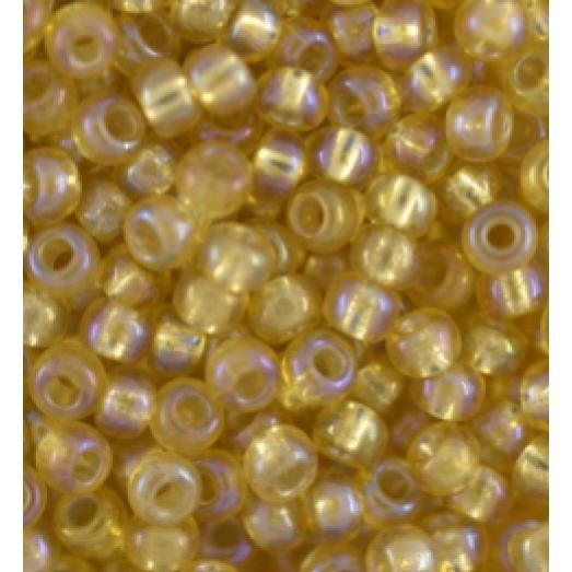 17029 Бисер Preciosa золотой радужный