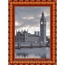 КБ-2001 Лондон. Схема для вышивки бисером. Каролинка ТМ