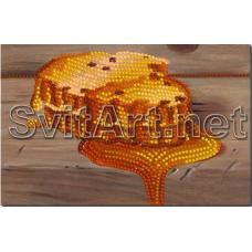 SI-178a(А5) Медовые соты. Схема для вышивки бисером СвитАрт