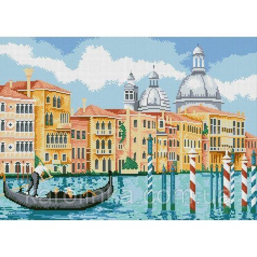 КБ-2028 Венеция. Схема для вышивки бисером ТМ Каролинка