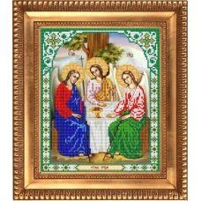 И-4041 Святая Троица. Схема для вышивки бисером Благовест