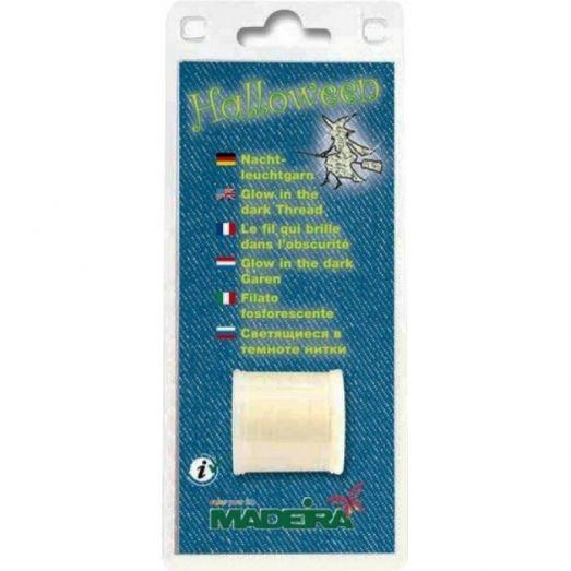 9661 Нитки светящиеся в темноте Madeira Halloween