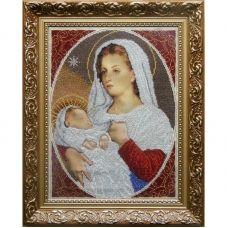 МДМ (набор) Мадонна с ребенком ( милость). БС Солес