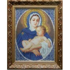 МДШ (набор) Мадонна с ребенком ( благородство ). БС Солес