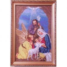 РХ-2 (набор) Рождество Христово. Набор для вышивки БС Солес