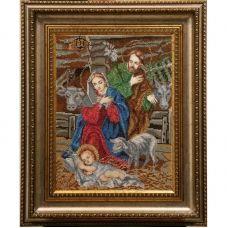 РХ (набор) Рождество Христово. Набор для вышивки БС Солес