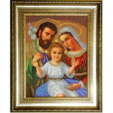 ССМ (набор) Святое семейство (маленькая). Набор для вышивки бисером. БС Солес