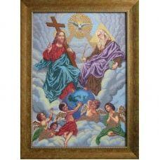 СТ (набор) Святая Троица. Набор для вышивки бисером. БС Солес