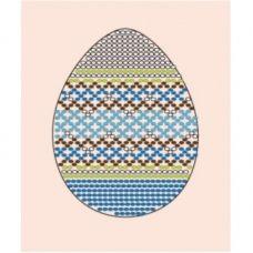 СБП-04 Заготовка для пасхального яйца. ТМ Чаривна Мить