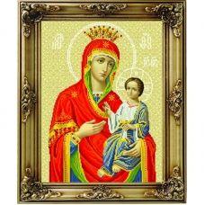 ІБ (набор) Иверская Богородица. Набор для вышивки бисером БС Солес