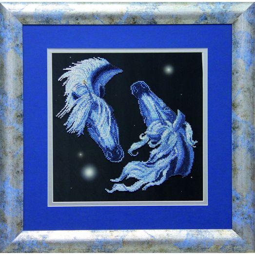30711 Созвездие любви. Набор для вышивки бисером Краса и творчество