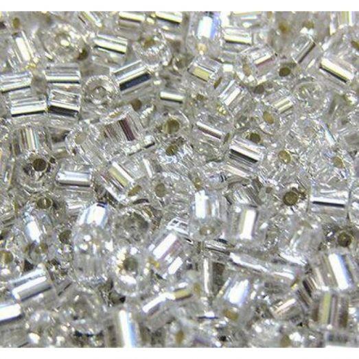 78102 Рубка Preciosa белая прозрачная блестящая