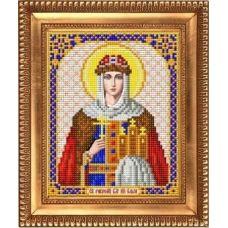 И-5104 Святая Равноапостальная Княгиня Ольга. Схема для вышивки бисером Благовест