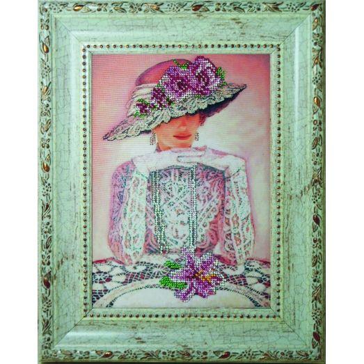 41209 Тайна. Набор для вышивки бисером Краса и творчество