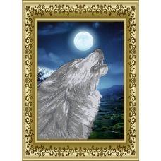 ЛВТ-009 Волк. Схема для вышивки бисером. Княгиня Ольга