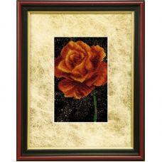 БЮ-510 Роза. Набор для вышивки ювелирным бисером. ТМ Чаривна Мить