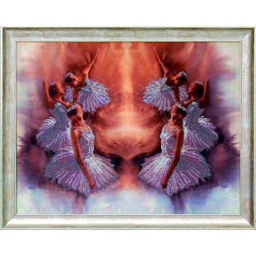 60609 Элегантность 2. Набор для вышивки бисером Краса и творчество